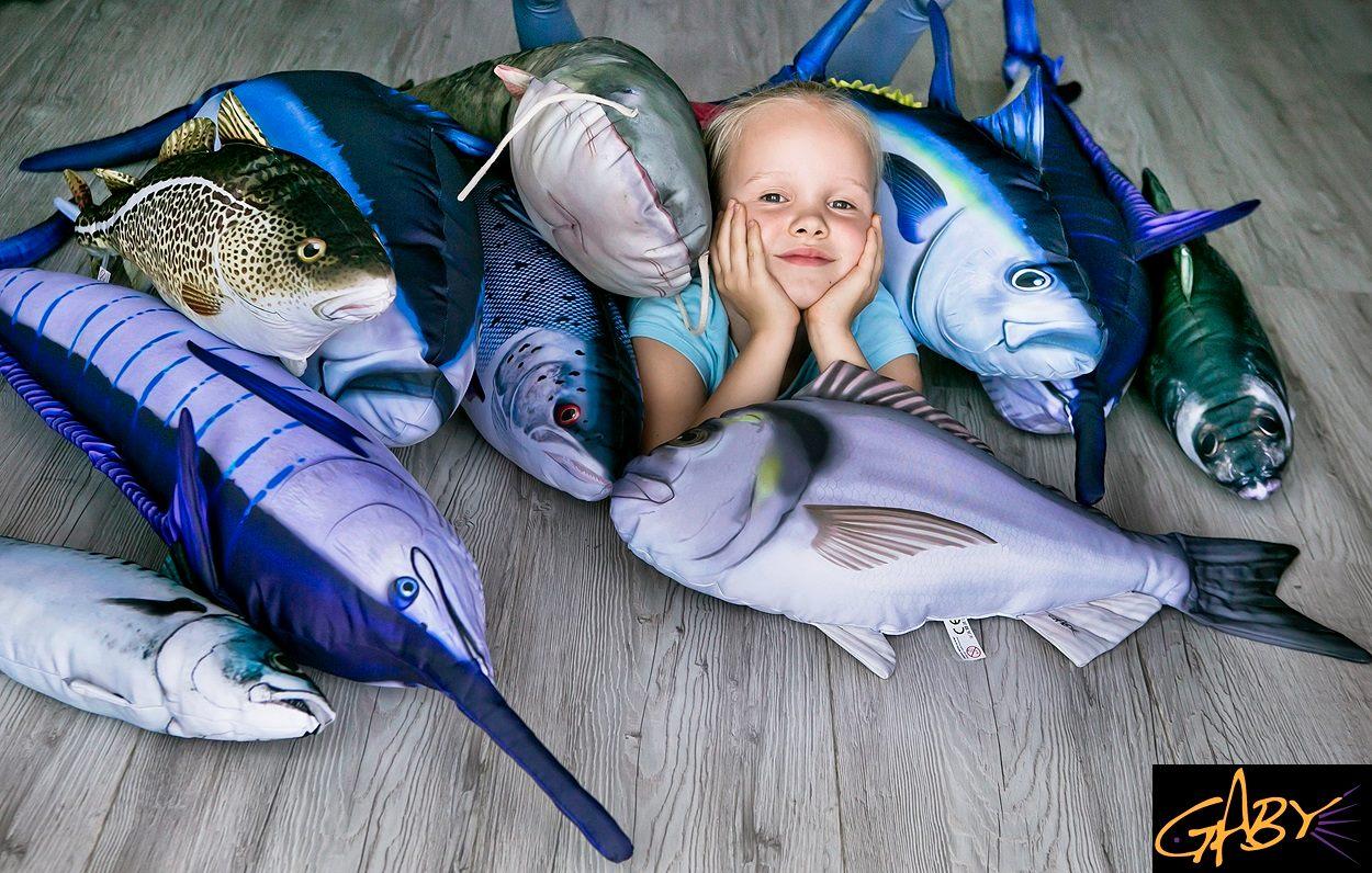 Ψάρια Μαξιλάρια