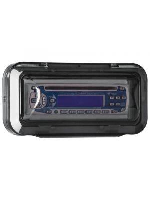 Κάλυμμα Θήκης Universal Radio/CD, Πομπέ, Φιμέ Διαφανές
