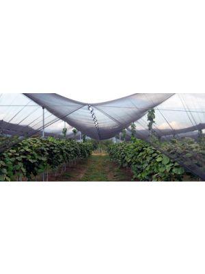 Δίχτυ Αντιχαλαζικό 70gr/m² Μάυρο