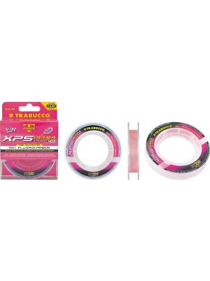 Trabucco T-FORCE XPS ULTRA STRONG FC 403 PINK SALTWATER x 50 Μέτρα