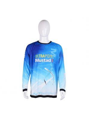 Μπλούζα Day Perfect Μπλέ Mustad